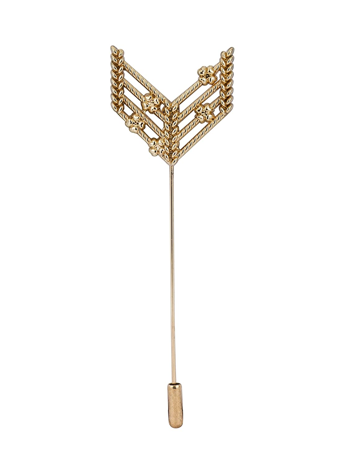 Knighthood Gold Arrow Lapel Pin Badge Coat Suit Wedding Gift Party ...