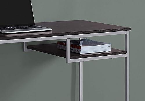 Monarch Specialties Contemporary Laptop Table