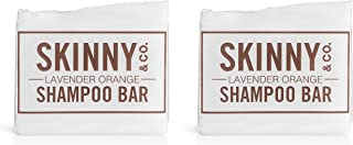 product image for SKINNY & CO. Calming Lavender Orange Shampoo Bar - Lavender-Orange, 5 oz (Lavender-Orange, Pack of 2)
