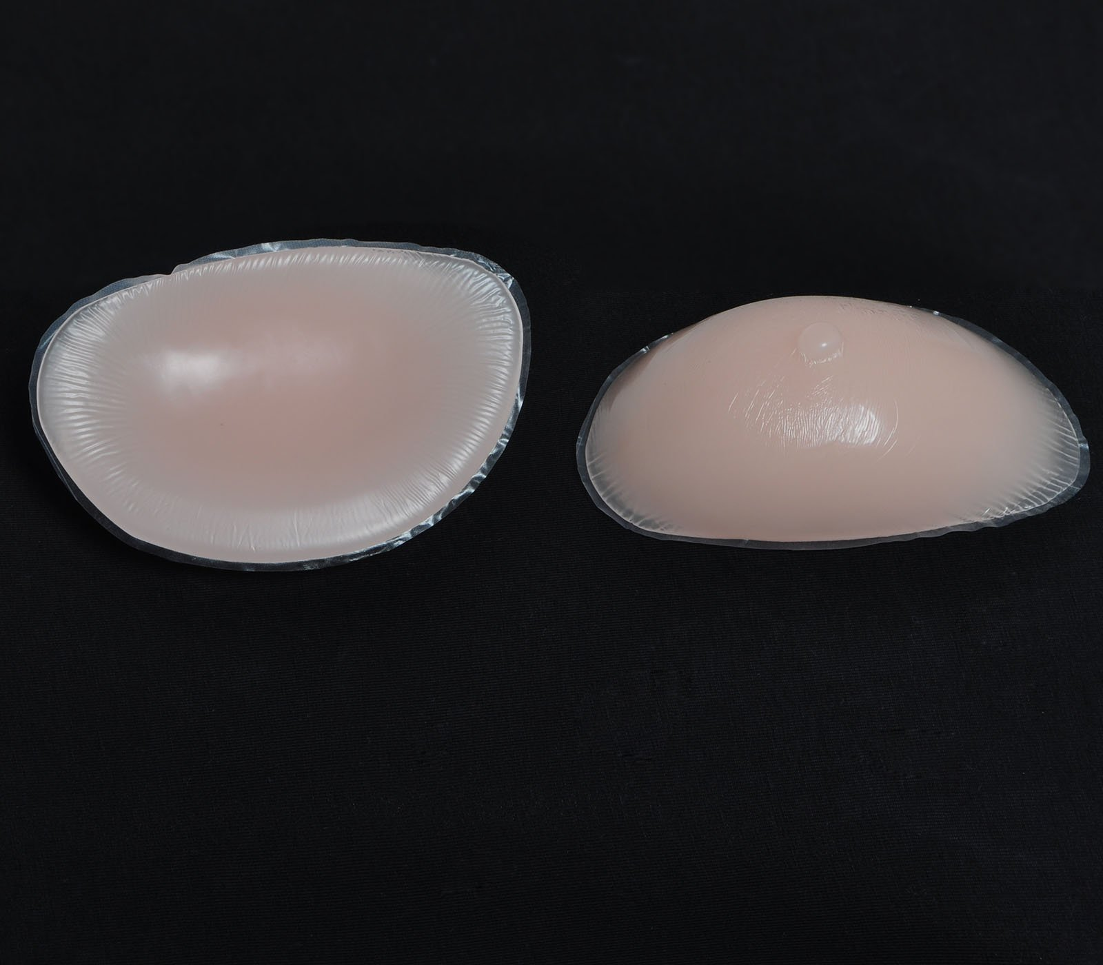 Motawator Silicone Breast Enhancers Chicken Fillets Pushup Bra Implants (34C 36B 38A)