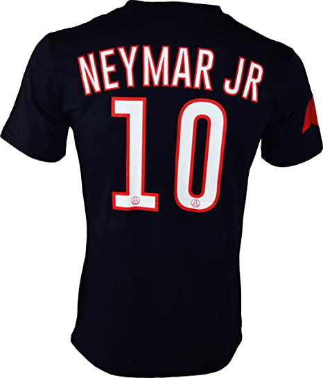 Paris Saint-Germain - Camiseta oficial para niño de Neymar Jr ...