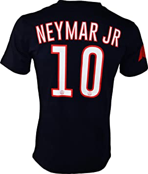Paris Saint Germain PSG - Neymar Jr - Camiseta Oficial: Amazon.es: Deportes y aire libre