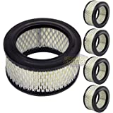 5 PACK New Filter Replacement Paper element for air compressor REPLACES CAMPBELL HAUSFELD STO739-03