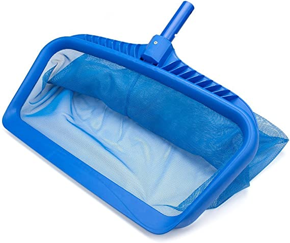 Hot Tubs for Cleaning Swimming Pools A Ding Feng Li Pool Skimmer Leaf Net for Above Ground /& Inground Swimming Pools Fine Mesh Bag Removes All Debris Spas and Fountains