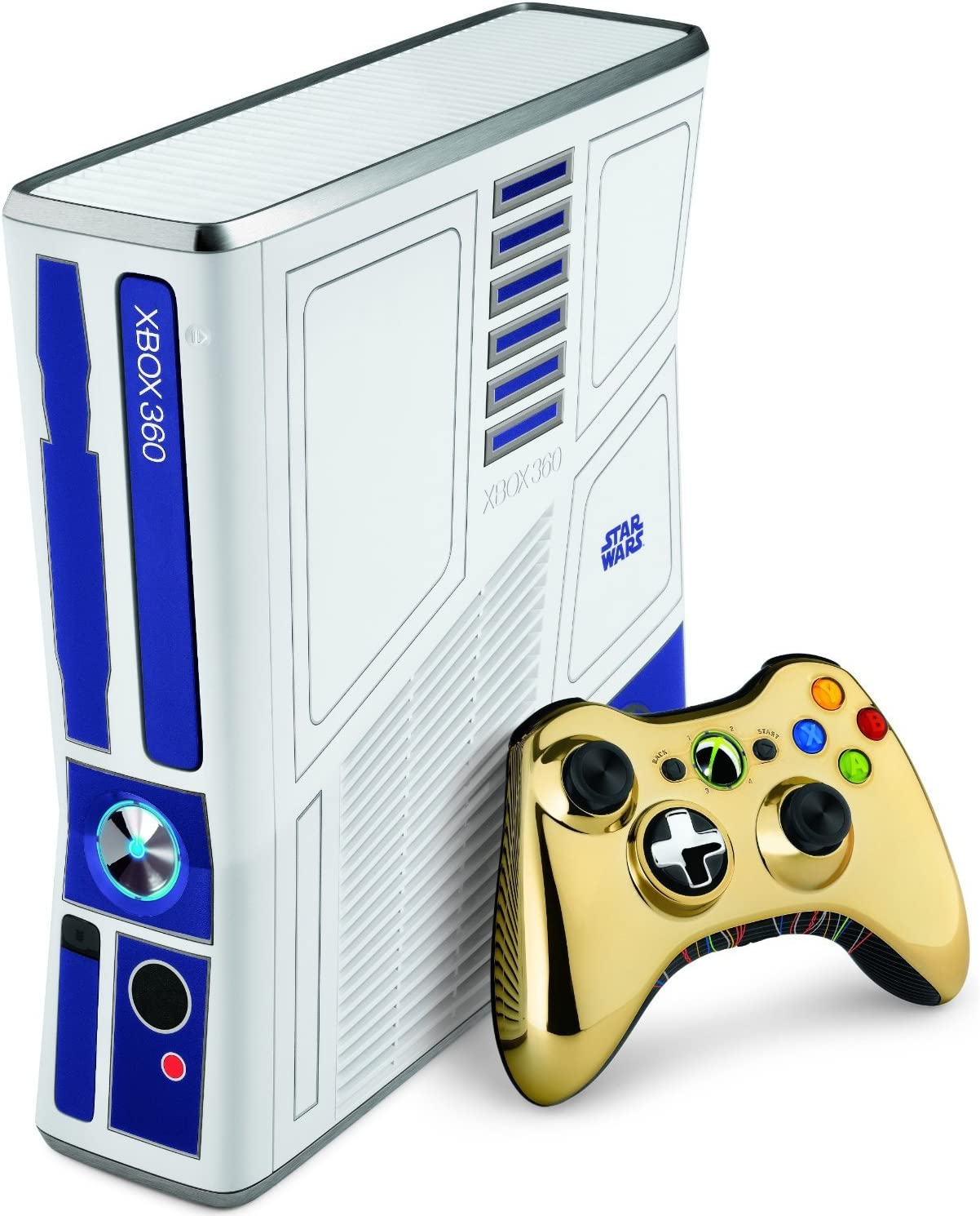 Xbox 360 320GB Star Wars Kinect Console with Kinect Star