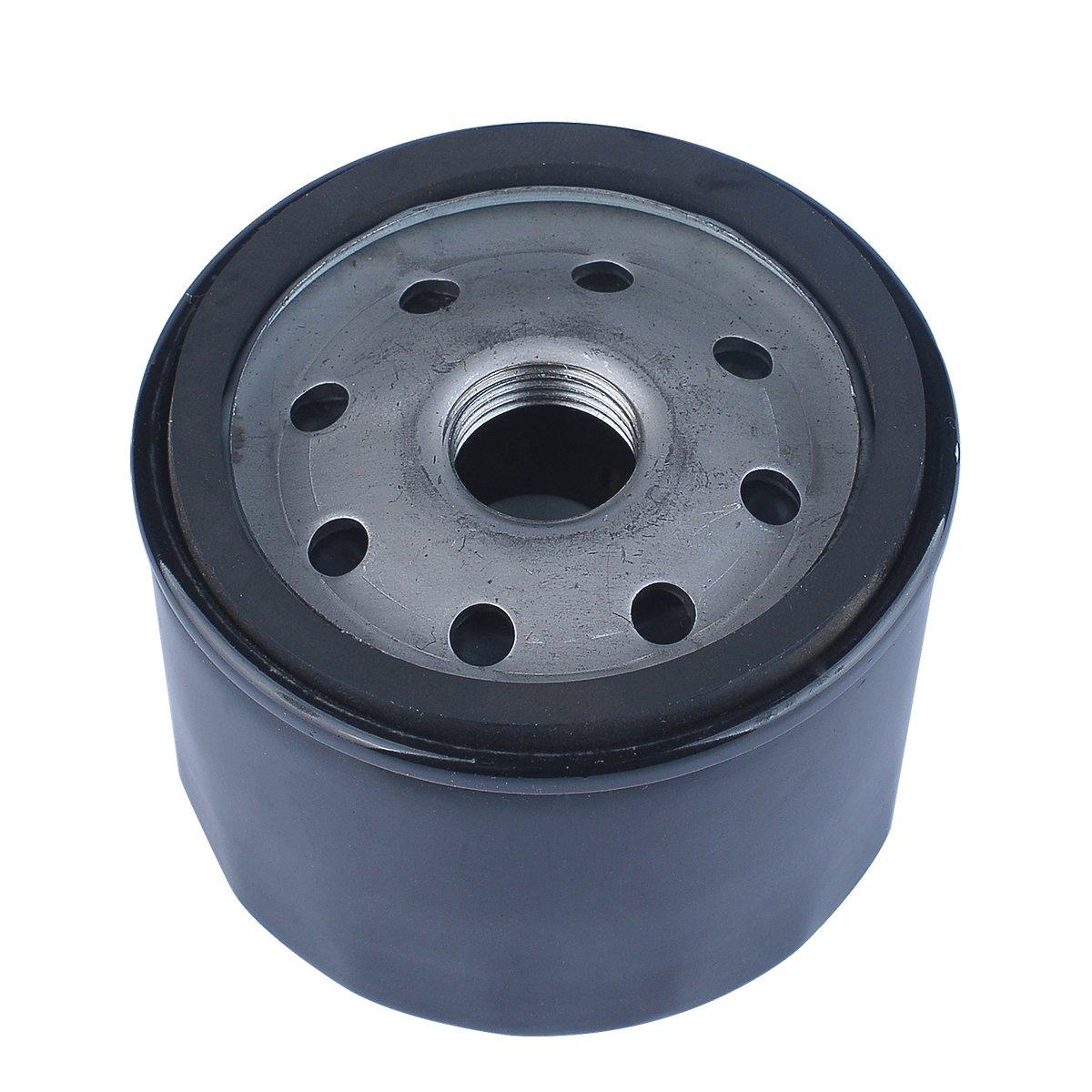 HIPA Replacement Oil Filter for John Deere AM125424 Tecumseh 36563 Engine Lawn Mower