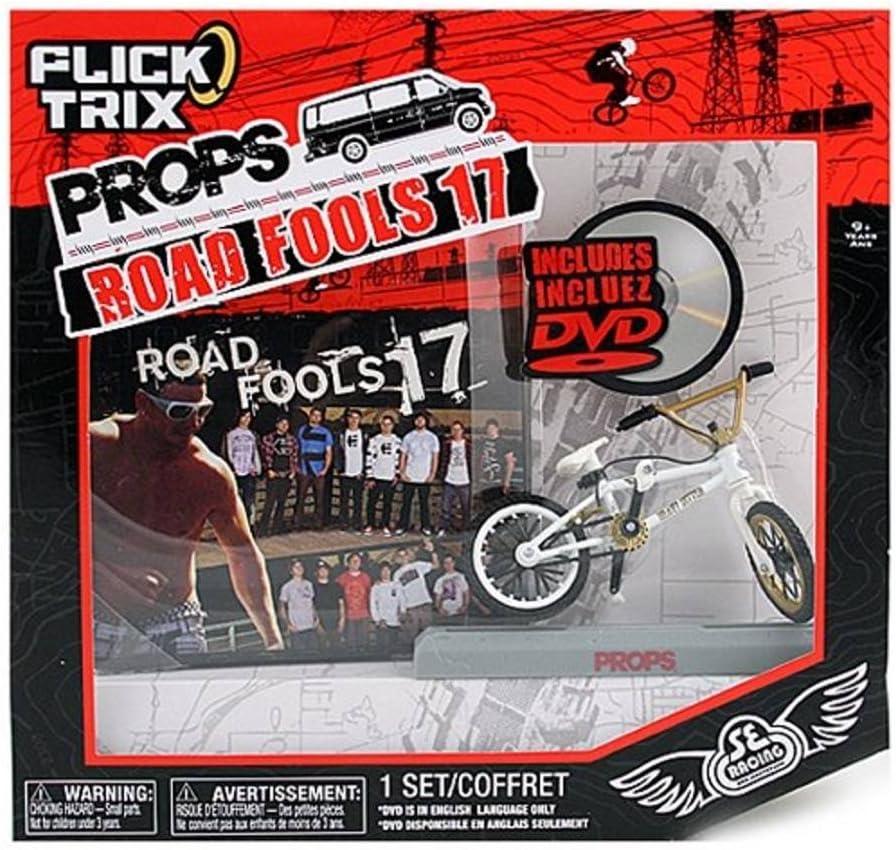 Amazon.com: Flick Trix, Props Fools 17[SE carreras BMX ...