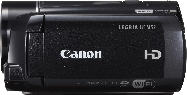 Canon Legria Hf M52 Vixia Hf M52 Ivis Hf M52 Camera Photo
