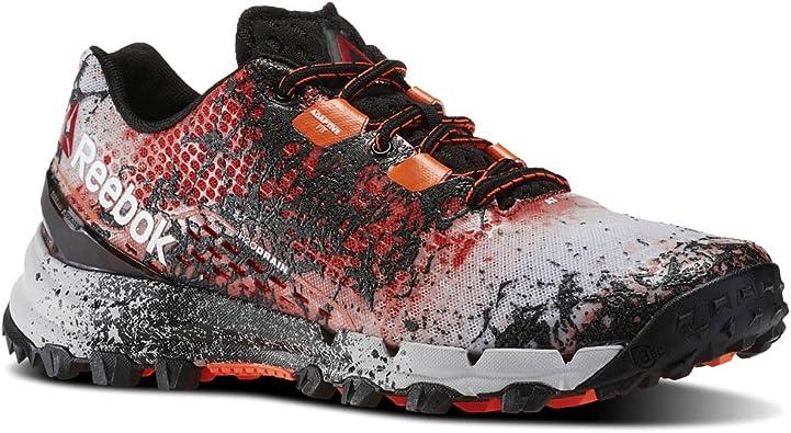 Reebok de hombre todo terreno emoción Running Shoe: Amazon.es: Zapatos y complementos