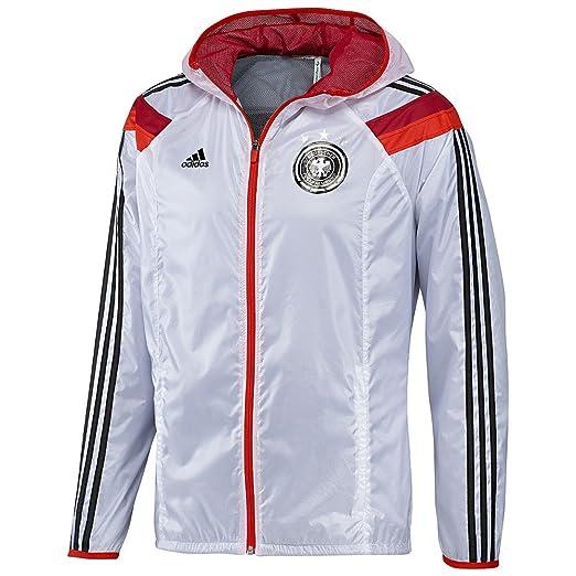 Amazon.com   adidas Germany Woven Anthem Jacket World Cup 2014 (2XL ... f887edf19f