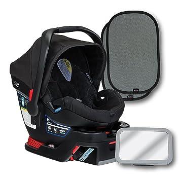 Britax B Safe 35 Infant Seat Bundle Black