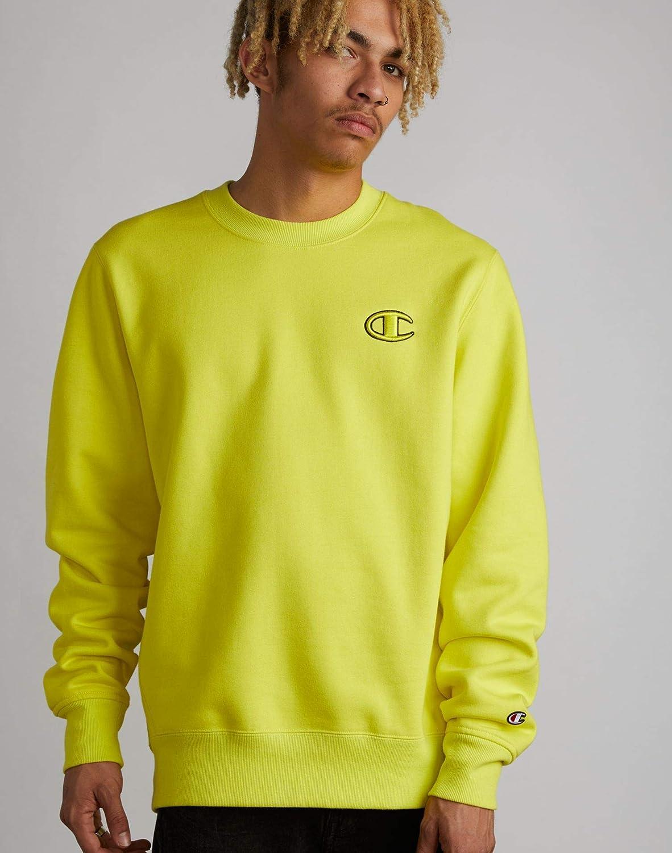 Champion LIFE Mens Life Pullover Super Fleece Sweatshirt