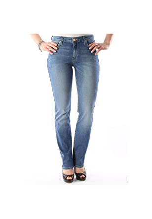 c549ffc7 Lee Jeans Women's Marion Straight Jeans: Amazon.co.uk: Clothing