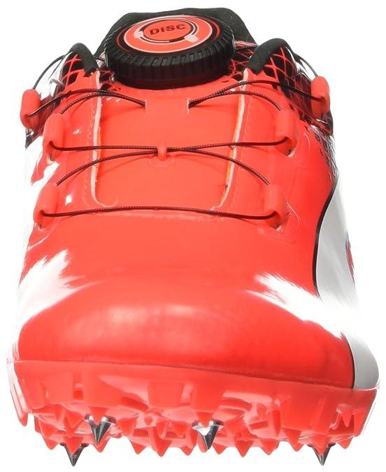 3811321b20c Puma Unisex Adults  Evospeed DISC Tricks Running Shoes