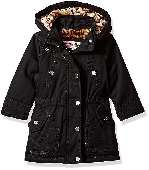 Amazon.com: Urban Republic - Chaqueta de algodón para niñas ...