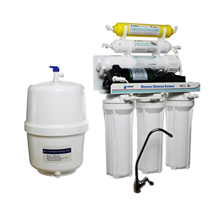 50 Gpd Finerfilters 3 Stage Drop-in Aquatic Reverse Osmosis Unit Fish & Aquariums Reverse Osmosis & Deionization