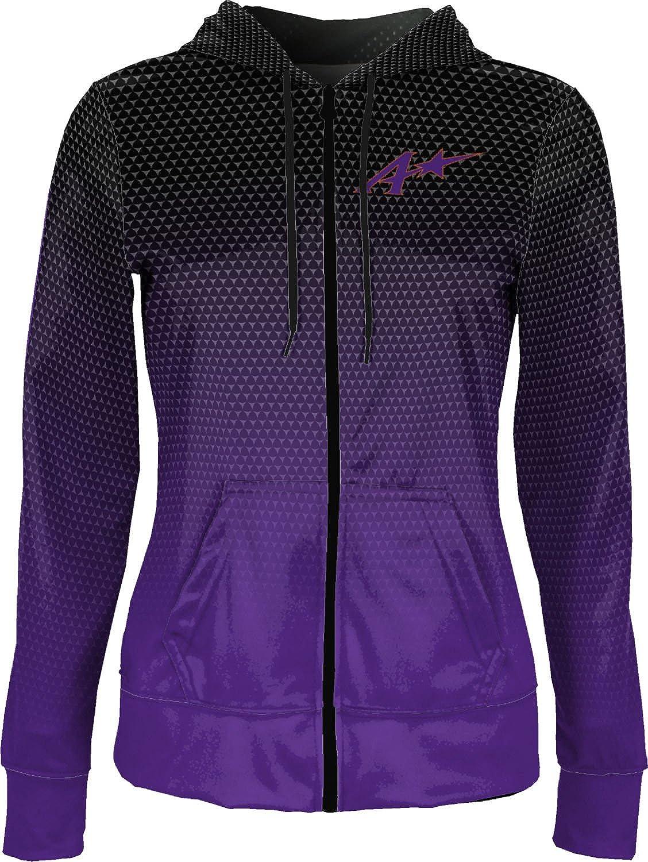 Zoom School Spirit Sweatshirt ProSphere University of Evansville Girls Zipper Hoodie
