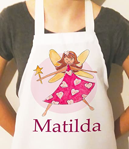 246c00845b9 tigerlilyprints Personalised Children s Aprons