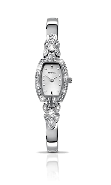 Sekonda Women s Quartz Watch with Silver Dial Analogue Display and