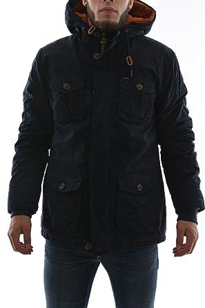 Pepe Jeans Blacksmith-Abrigo Hombre azul XXXS: Amazon.es: Ropa y accesorios