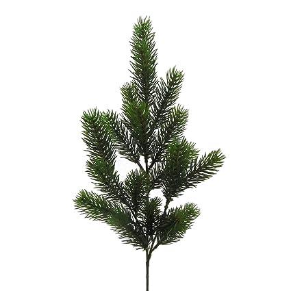 wohnfuehlidee Kunstpflanze Tannenzweig, 6er Set, Farbe grün, Höhe ca. 60 cm