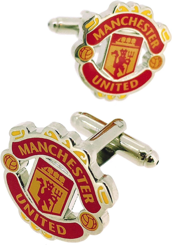 Gemelolandia   Gemelos para camisa Manchester United Gemelos Originales Para Camisas   Para Hombres y Niños   Regalos Para Bodas, Comuniones, Bautizos ...