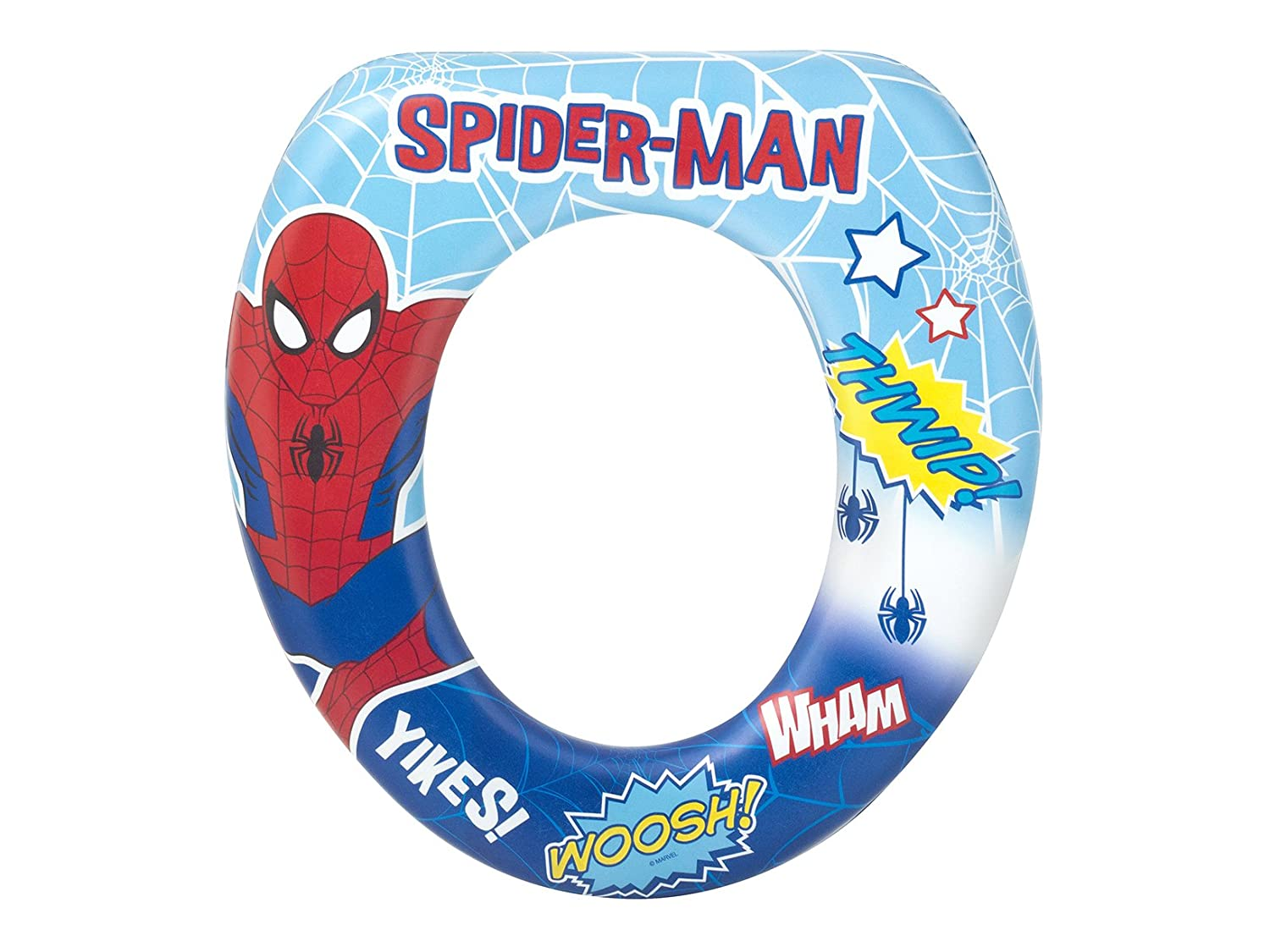 lulabi 1503 Spiderman réducteur WC Soft, multicolore 5400