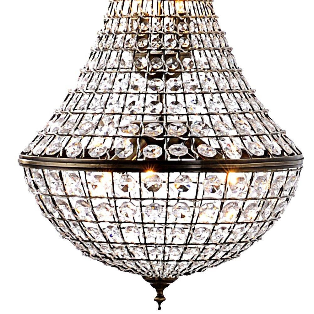 LeuchtenDirekt 11464-17 A, Pendelleuchte, Eisen, 23 W, chrom, chrom, chrom, 100  x  9,2  x  160 cm cm 884479