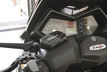 racingbike tapas vaschette Aceite freno, Negro, Yamaha T-Max 530 ...