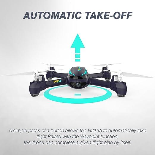 HUBSAN – Drone Smartphone, h216 a: Amazon.es: Juguetes y juegos