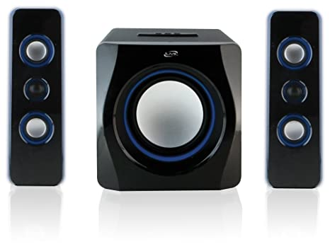 6eb4dbf91c2 Image Unavailable. Image not available for. Color  iLive Bluetooth Speaker  System ...