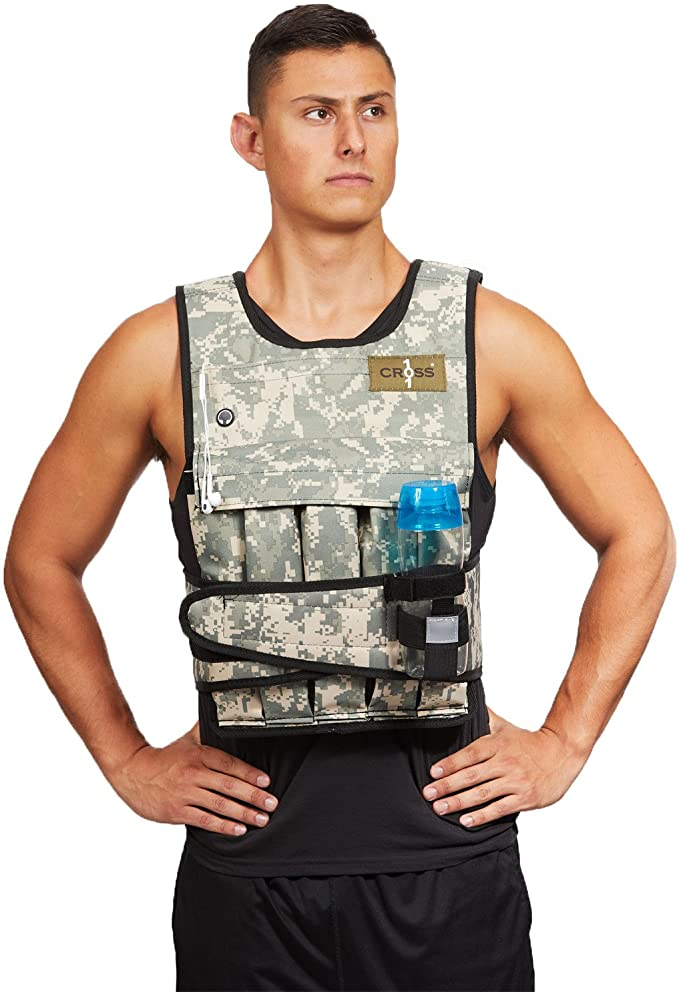 The 8 Best Weighted Vests for 2021 [Reviews and Buying Guide] 3
