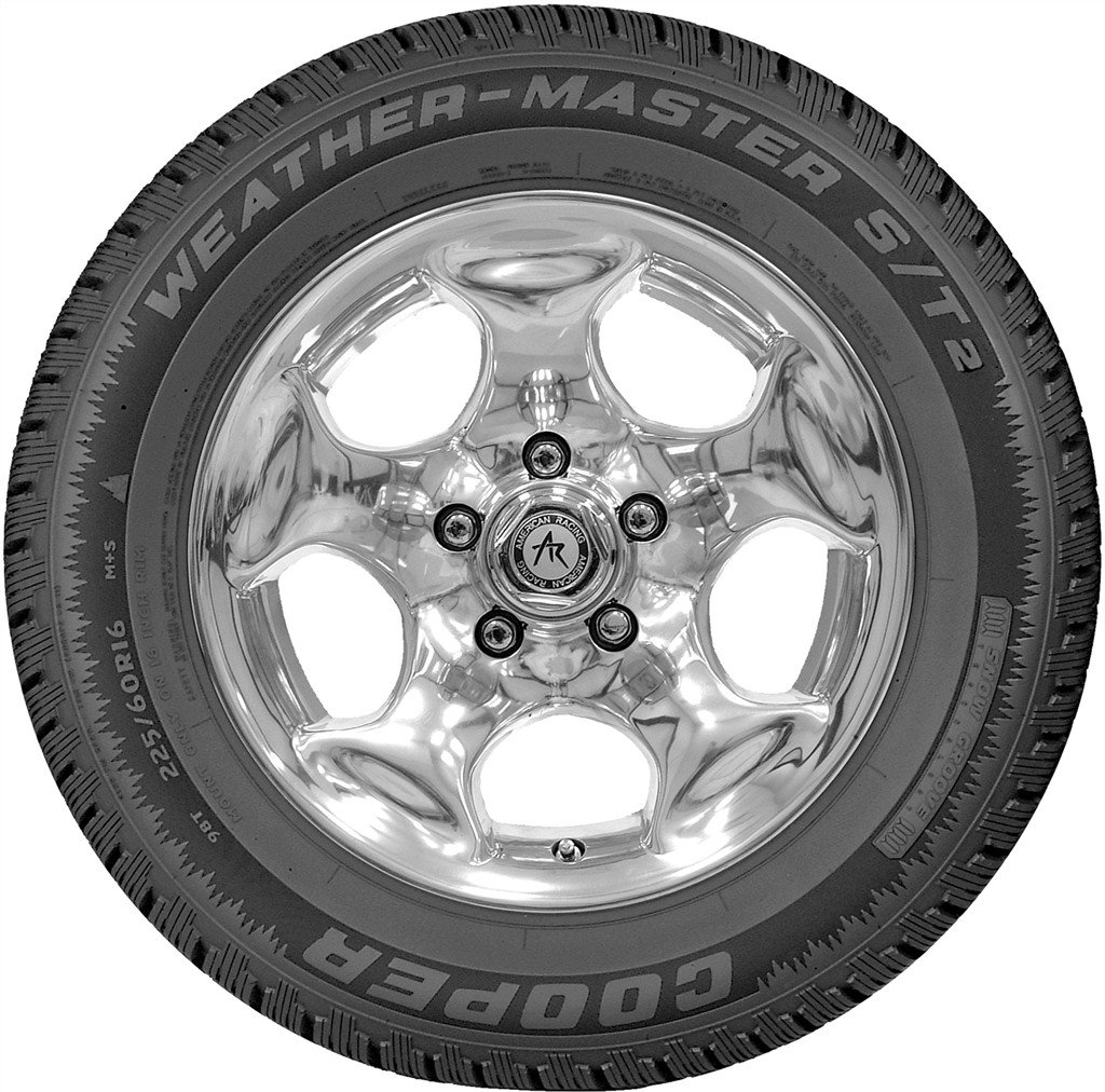 Cooper Weather-Master S/T 2 Winter Radial Tire - 215/70R15 98S