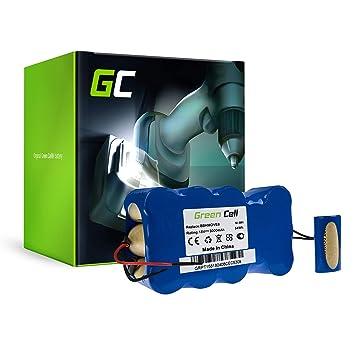 Green Cell® Batería de Aspirador para Bosch BBHMOVE4/02 (Ni-MH celdas 3Ah 18V): Amazon.es: Hogar