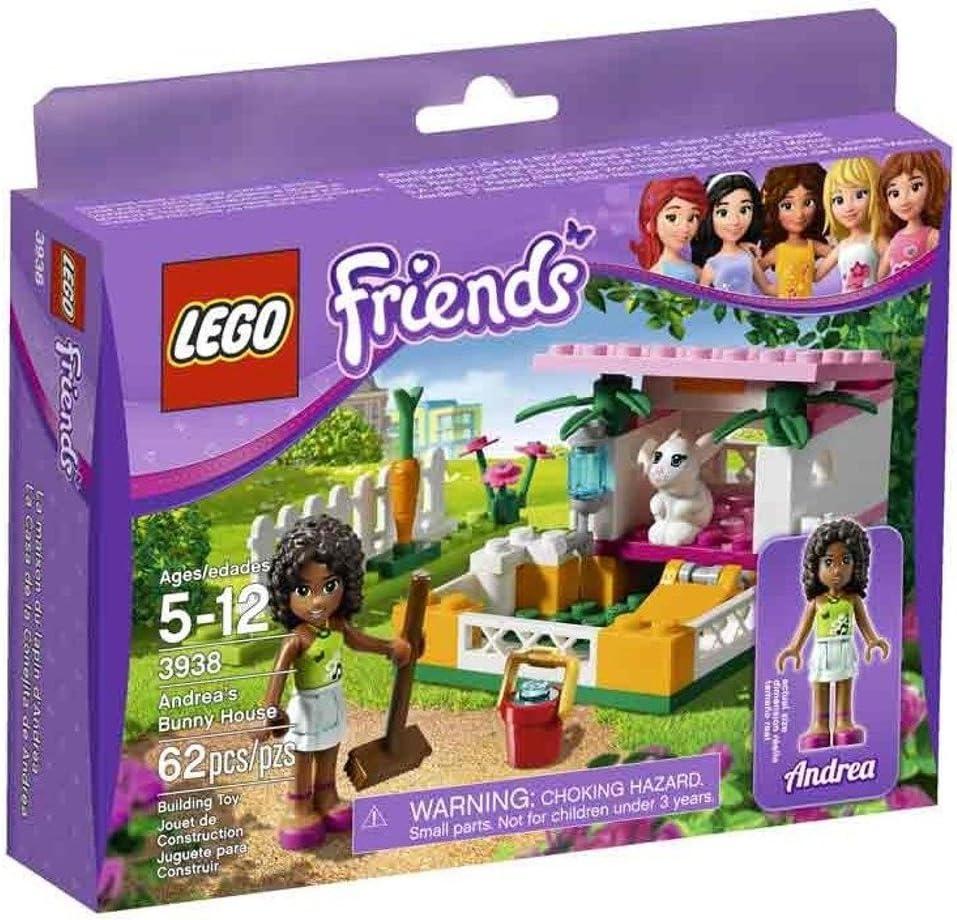 LEGO Friends 3938 Andrea's Bunny House