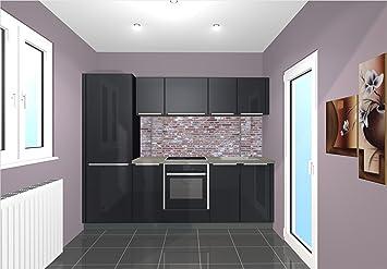 küchenrückwand / nischenverkleidung / fliesenspiegel perfekt für ... - Fliesenspiegel Küche Höhe