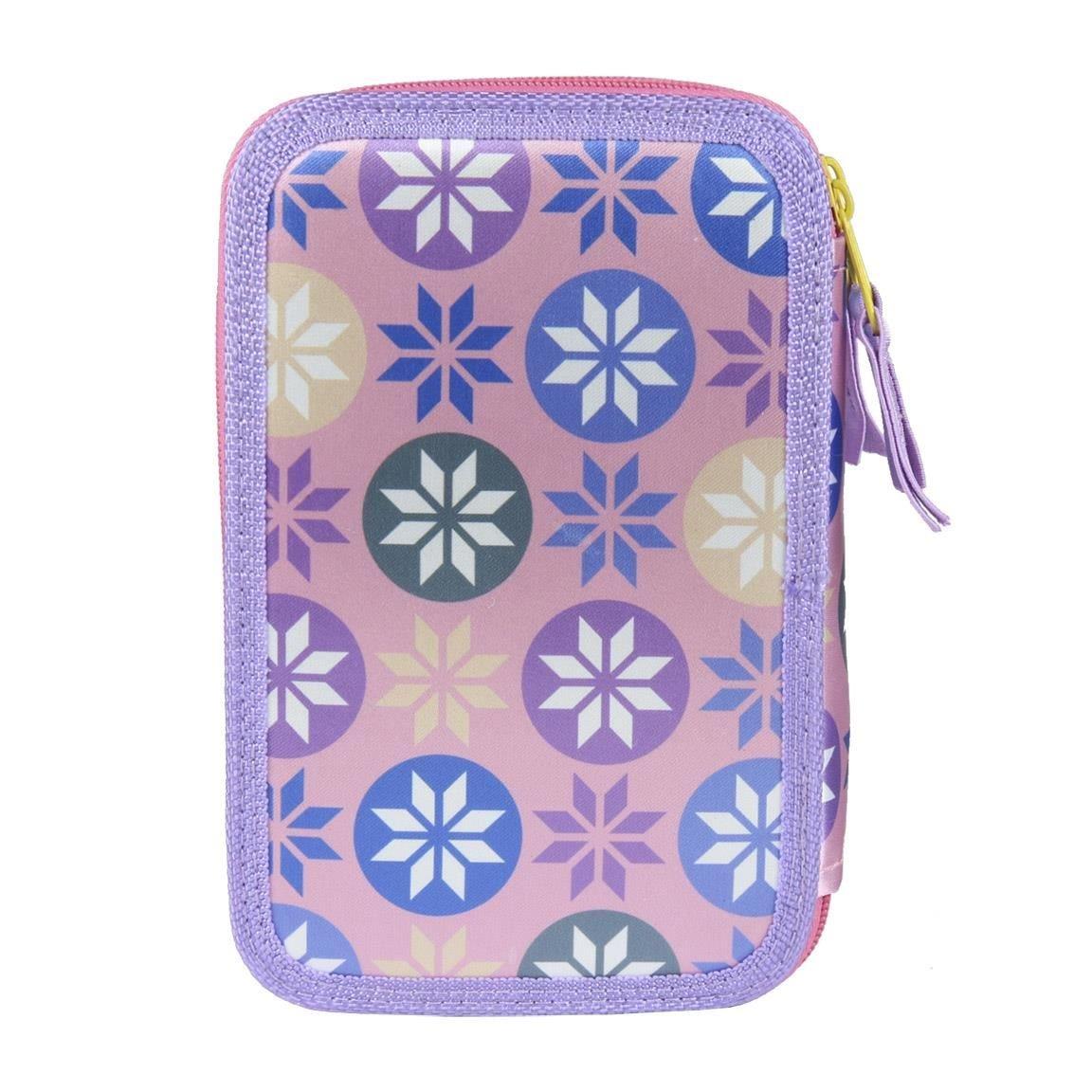 Amazon.com: Frozen - Triple Pencil Case Frozen 8546 Lilac ...