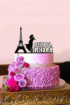 Decoration De Gateau Paris Tour Eiffel Pour Gateau De