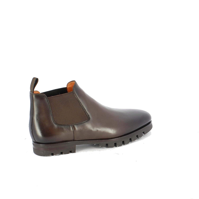 Handgemacht Herren Schuhe MELVIN & HAMILTON braun Stiefel