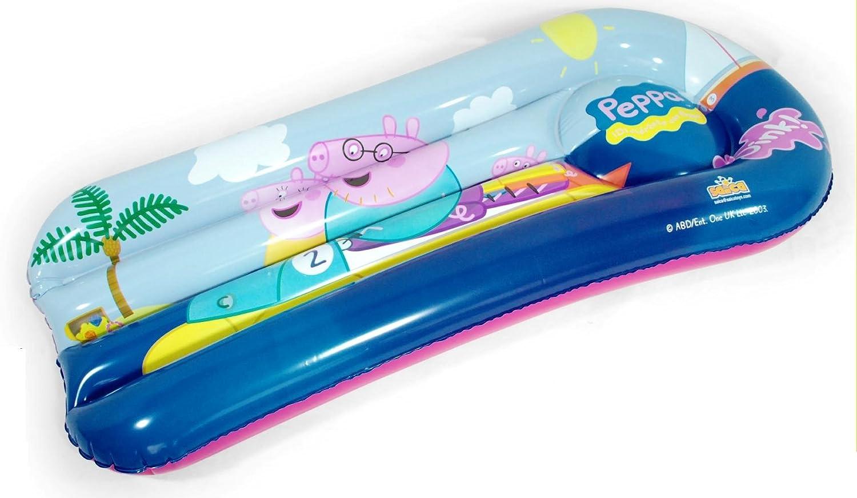 Peppa Pig - Colchoneta Hinchable (Saica Toys 9112)