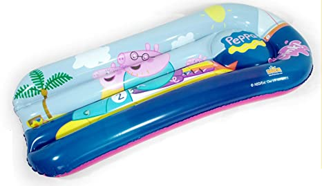 Amazon.com: Peppa Pig Inflatable SAICA Toys 9112: Toys & Games