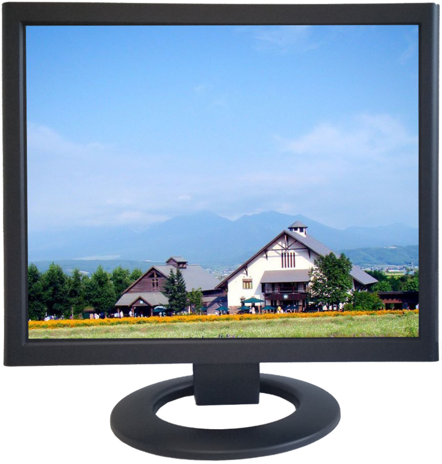 ViewEra V198HB TFT LCD Security Monitor 19'' Screen Size, VGA, 1 CH BNC in/Out, 1x HDMI, Resolution 1280 x 1024, Brightness 250 cd/m2, Contrast Ratio 1000:1, Response Time 5ms, Built-in Speaker by ViewEra
