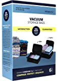 Greenco Vacuum seal, Space Saver Storage Bags - Medium-6 pack