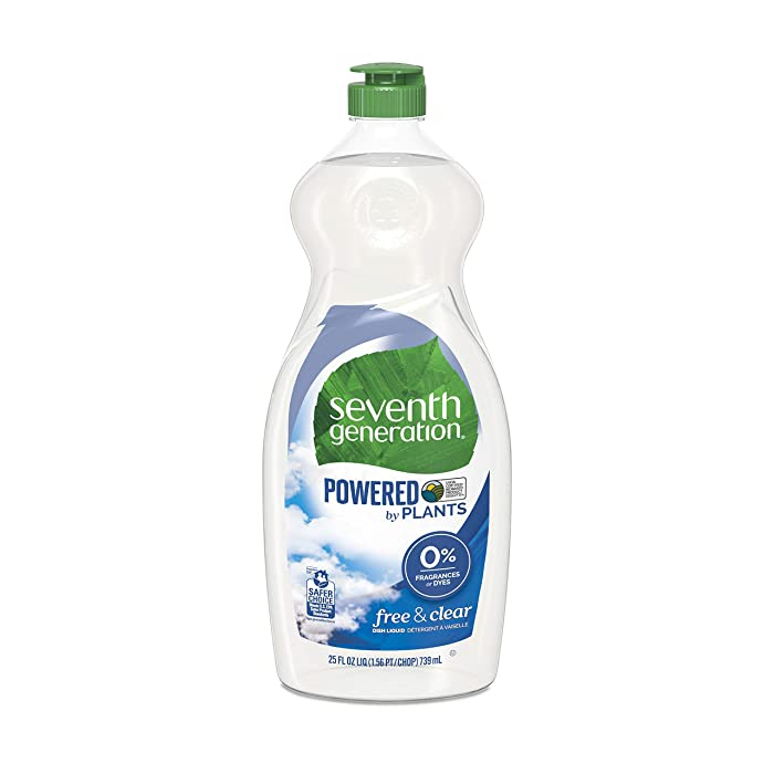 The Best Dishwasher Soap Green