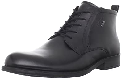 045ecccd Amazon.com | ECCO Men's Birmingham GTX Lace-Up Boot | Boots