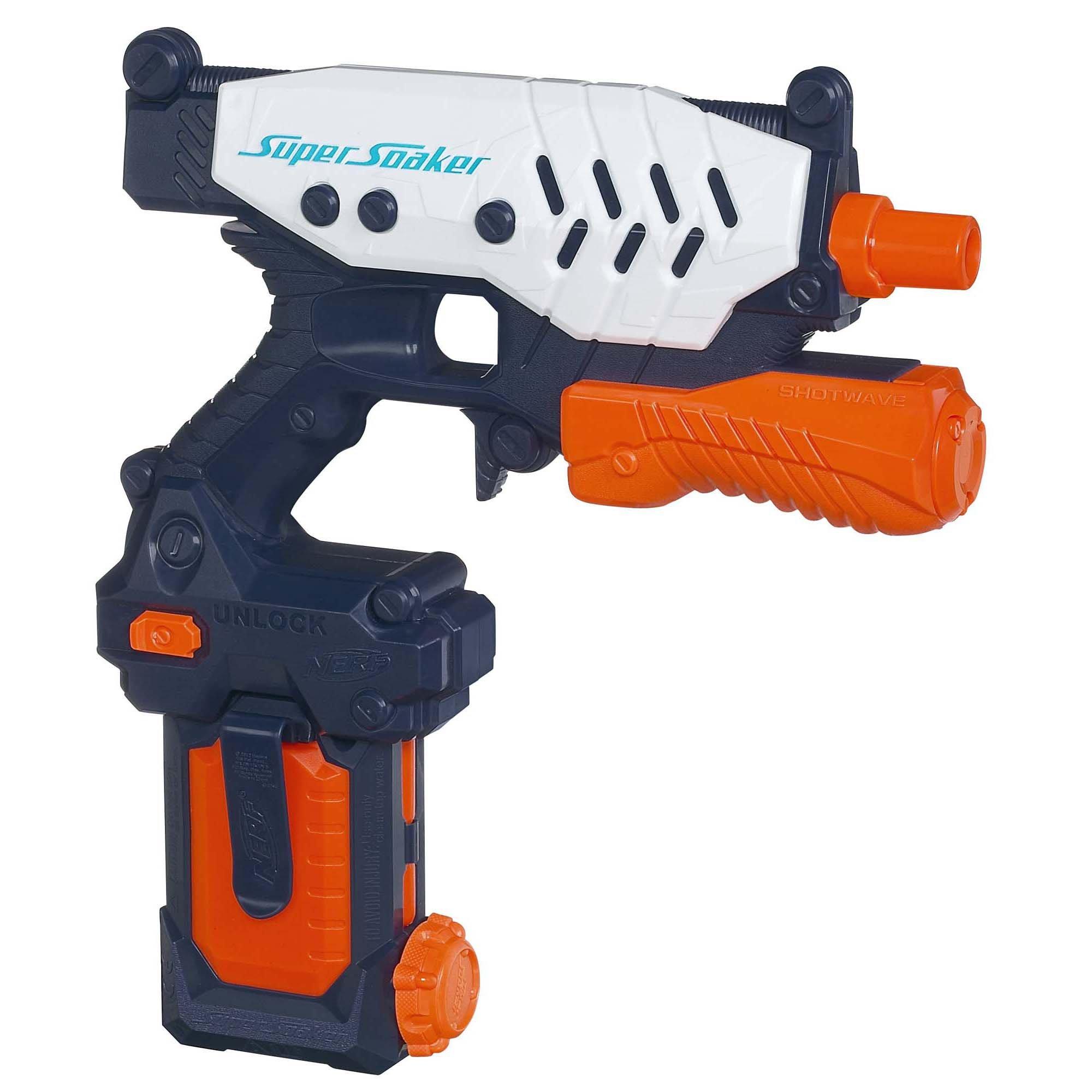 Super Soaker - Shotwave Blaster by Hasbro