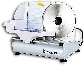 Kitchener 9 Inch Professional Electric Food Slicer