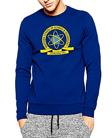 Peter Parker Spiderman Homecoming Midtown School Sweatshirt