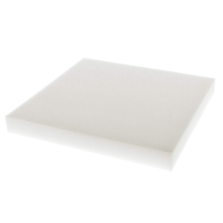 gommapiuma poliuretano espanso misure varie quadrata rotonda lastra imbottitura cuscini sedie panche quadrata rotonda lastra (Ø35X3) intimodagiovanni