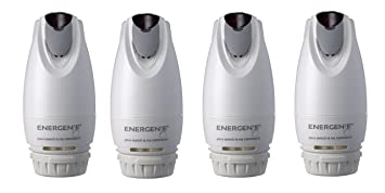 EnerGenie MIHO013-4 - Válvulas de radiador Inteligente (Paquete de 4)
